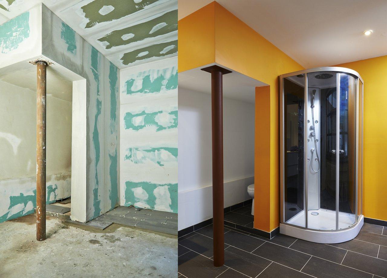 Flexible Innenraumgestaltung Im Trockenbau ...